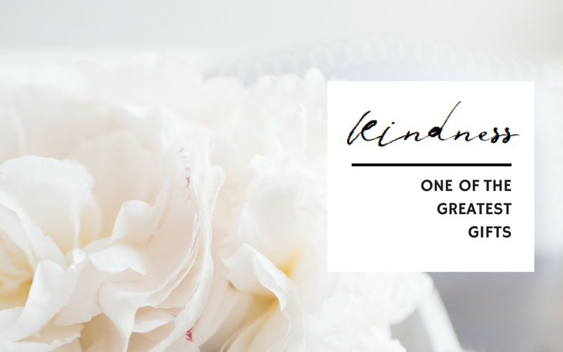 Kindness: One of the greatest gifts | www.EmergeAndBloom.com